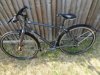 Pinnacle Neon 2 Medium 47cm Men's Hybrid Bike in Good To Very Good Condition