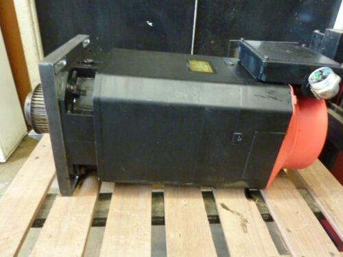 GE FANUC Model 18P AC Spindle Motor A06B-0728-B194 #3000 200V 8000 RPM  (21113)