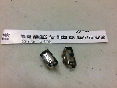 HPI 1085 Motor Brushes for Micro RS4 Modified Motor Spare Part for 1065 Motor