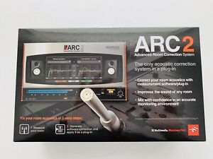 Room correction system ARC 2 with microphone