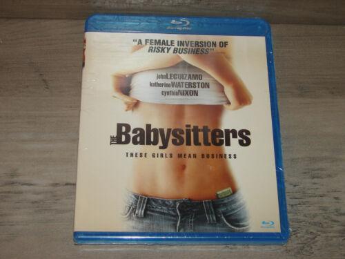 The Babysitters (blu-ray)  John Leguizamo, Cynthia Nixon  Brand New Sealed!!!