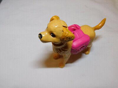 Mattel Barbie Potty Training Taffy Pet Dog Only w/o leash