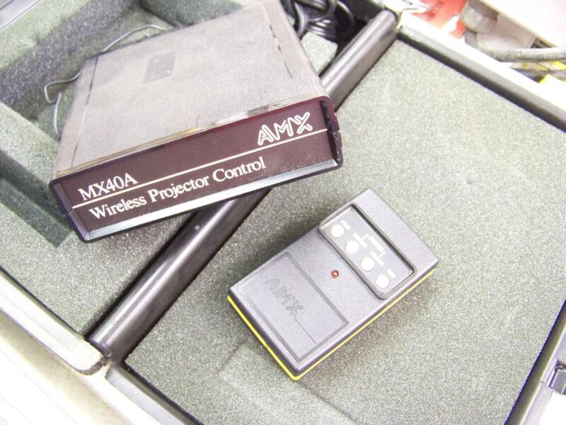 AMX MX40A Wireless Projector Control