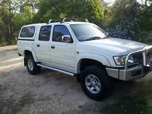 2004 Toyota Hilux Ute - Low K's! Clarence Town Dungog Area Preview