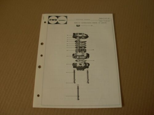 Cessna | Hydraulic Pumps | Surplus Industrial Equipment