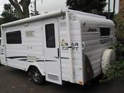 Jayco 13ft Starcraft PopTop Caravan Caringbah Sutherland Area Preview