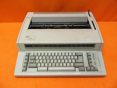 Ibmlexmark Wheelwriter 1000 Electric Typewriter Word Processor - Testedgood