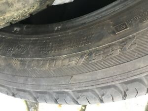 2 Michelin tires 255-50-R19
