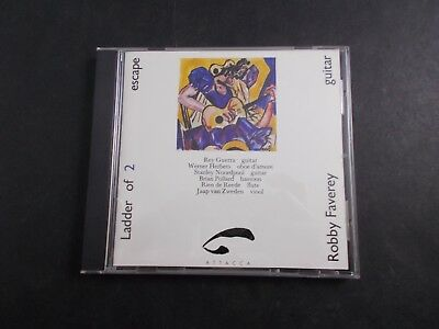 2 Escape Ladder (<>    ladder of escape 2- guitar robby favery  CD-)