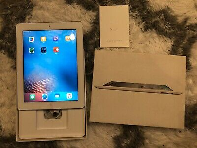 Apple iPad 2 32GB, Wi-Fi + Cellular (Verizon), 9.7in - White Used
