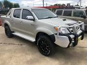 2006 Toyota Hilux SR5 (4x4) AUTOMATIC TURBO DIESEL DUAL CAB Ute Lansvale Liverpool Area Preview