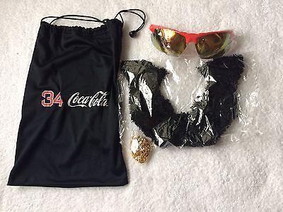 Halloween Costumes Boston (Boston Red Sox DAVID ORTIZ Build a Big Papi Halloween Costume SGA 7/26/16)