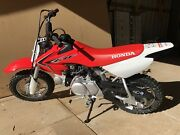 Honda CRF50 2018 Brand New! Swan View Swan Area Preview