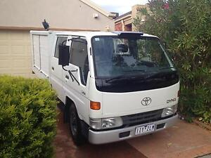 Toyota Dyna Dual Cab Truck Drive On Car License Narre Warren South Casey Area Preview