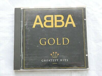 Abba Gold Greatest Hits (CD 1992 Polar Music International) BMG D 120679