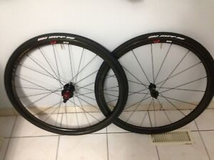 Zipp 202 firecrest clinchers