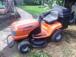 husqvarna ride on mower Ascot Vale Moonee Valley Preview