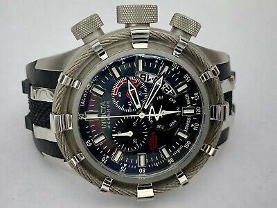 Invicta Ltd Anniversary Ed. Reserve Bolt MOP Dial Chronograph Watch - 6476