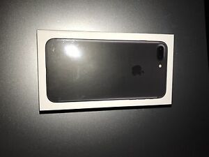 I phone 7 plus 128 GB black. Brand new in Sealed pack Point Cook Wyndham Area Preview