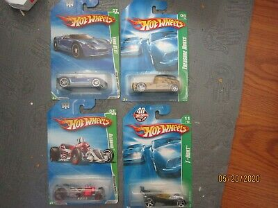 Hot Wheels Treasure Hunt ~Lot of 4 older