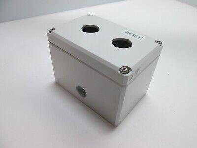 Hoffman Q2pbpcdm Push-button Enclosure Dimensions 4.5 X 2-78 X 2.75