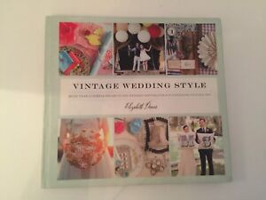 Vintage Wedding Style Book for the Bride to Be
