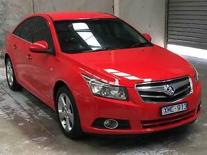 2010 Holden Cruze CDX  Diesel RWC Rego Log Book South Morang Whittlesea Area Preview