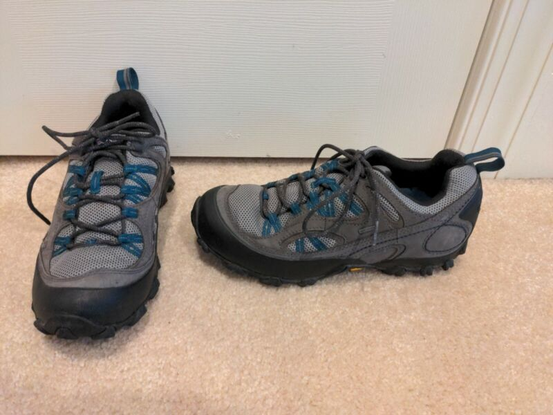 Patagonia Forge Tidal Hiking Shoes Waterproof Outdoors A/C Vibram Women