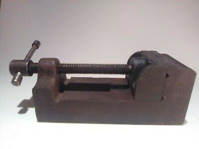 Nice Vintage Palmgren Vise Drill Press 2-12 Toolmakers Vise Machinist Fixture