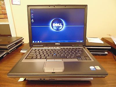 DELL LATITUDE D630 LAPTOP 2.00 GHz 2 GB 80 GB  WIFI