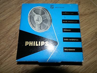 "Phillips EL 3953 DP Magnetic Tape 3"" 8cm (Approx 90m/300ft)"