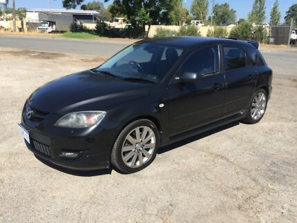 "2006 Mazda3 MPS Turbo ""FREE 1 YEAR WARRANTY"" Welshpool Canning Area Preview"