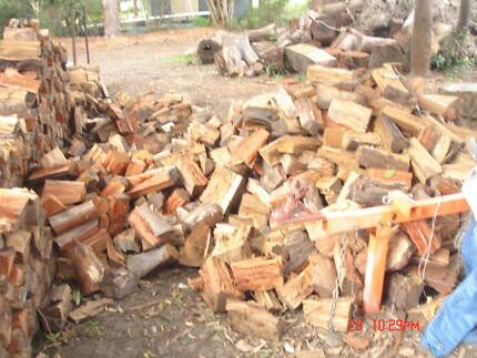 Firewood (Spilt Hard Wood ) Hemmant Brisbane South East Preview