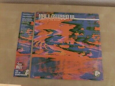 John Carpenter Halloween 3 Soundtrack (JOHN CARPENTER - HALLOWEEN 3 SEASON OF THE WITCH)