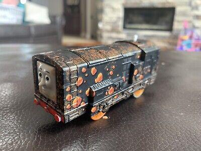 Trackmaster REVOLUTION Tunnel Blast DIESEL Motorized Train Thomas 2013 - Works