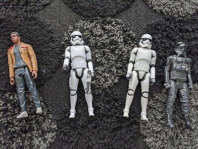 "star wars 12"" figures bundle"