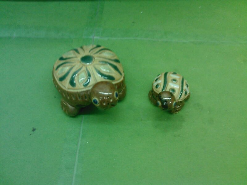 TURTLES CERAMIC