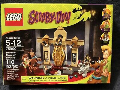NEW LEGO 75900 Scooby-Doo Shaggy Mummy Museum Mystery NEW Sealed US SELLER