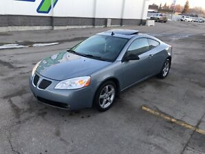 2009 Pontiac G6 GT 2-Door Coupe Low Kms $6900