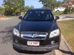 2010 Holden Captiva Wagon Kippa-ring Redcliffe Area Preview