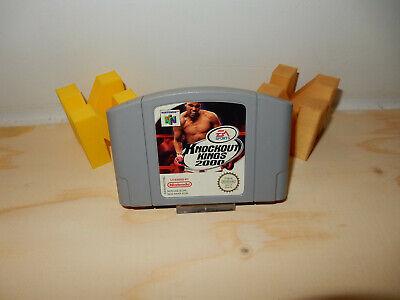 PAL N64: Knockout Kings 2000 Loose Game Nintendo 64