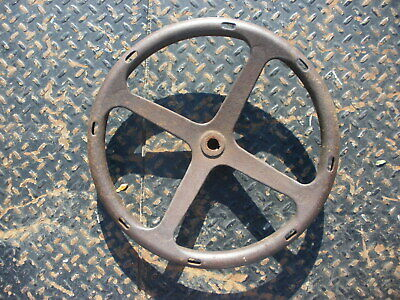 Farmall Mccormick Ih F12 F14 Steering Wheel Cast Iron