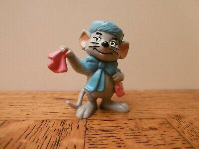 bully / bullyland lot figurine vintage disney Bianca (Bernard et Bianca)
