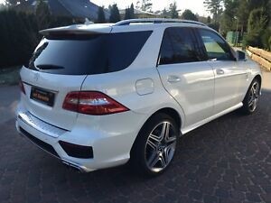 Mercedes-Benz ML 63 AMG SPEEDSHIFT 7G-TRONIC 1 J. GARANTIE