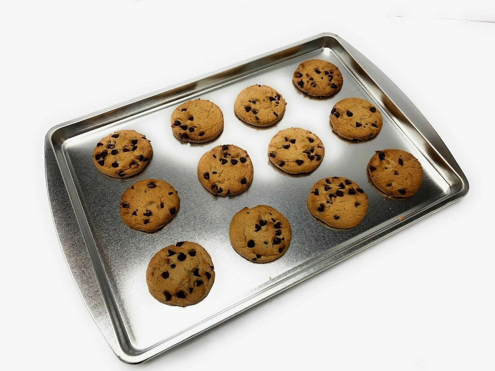 Heavyweight Rectangle Steel Nonstick Oven Baking Tray Cookie