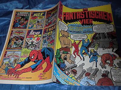MARVEL COMIC : Die Fantastischen Vier  Nr. 13 / 1974 , Williams , Fantasy
