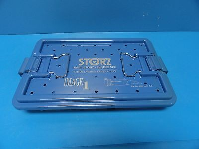 Storz 39301act Autoclavable Camera Tray For Image 1 Telecam Tricamcamera Heads
