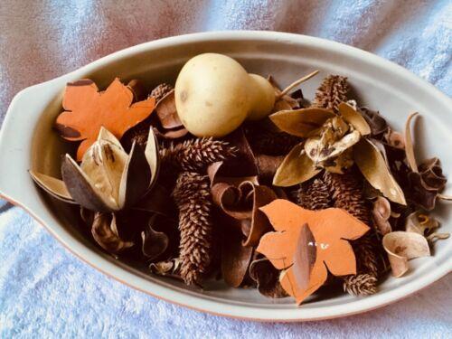 Pumpkin Potpourri Gourds Dried pods Floral Decor Crafts