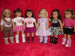Angel's Garden Doll Clothes