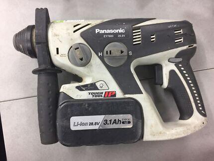 Panasonic Hammer Drill EY7880